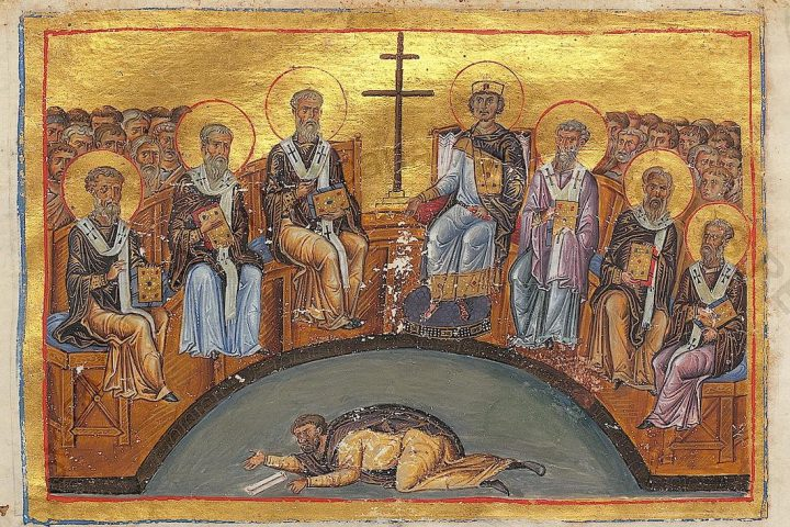 Fathers of the 7th Ecumenical Council